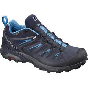 Salomon X Ultra 3 GTX Shoes Herre graphite/night sky/hawaiian surf